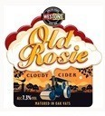 Old Rosie Cloudy Cider